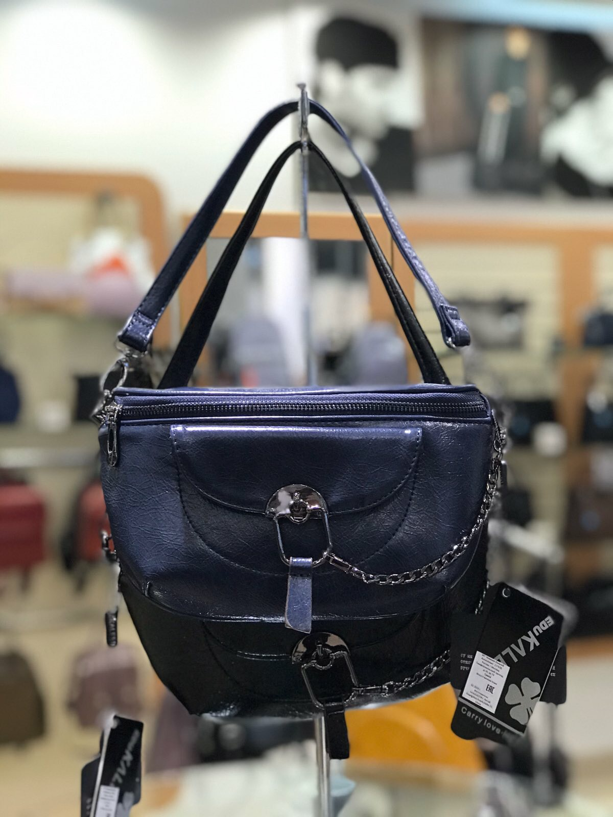 Kaleer сумка  NEW